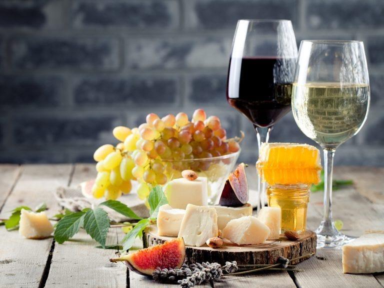 wine/cheese pairings