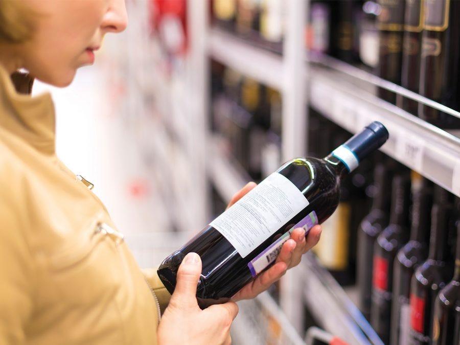 Déchiffrer une étiquette de vin