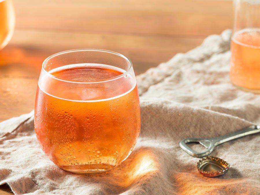 cocktail à base de cidre
