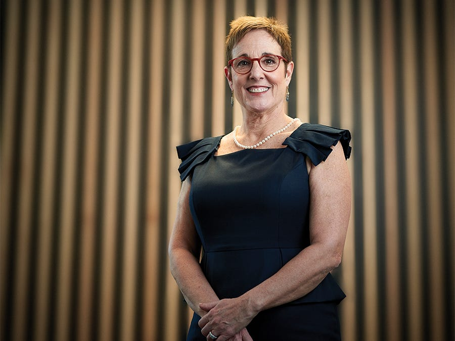 Catherine Dagenais, President and CEO
