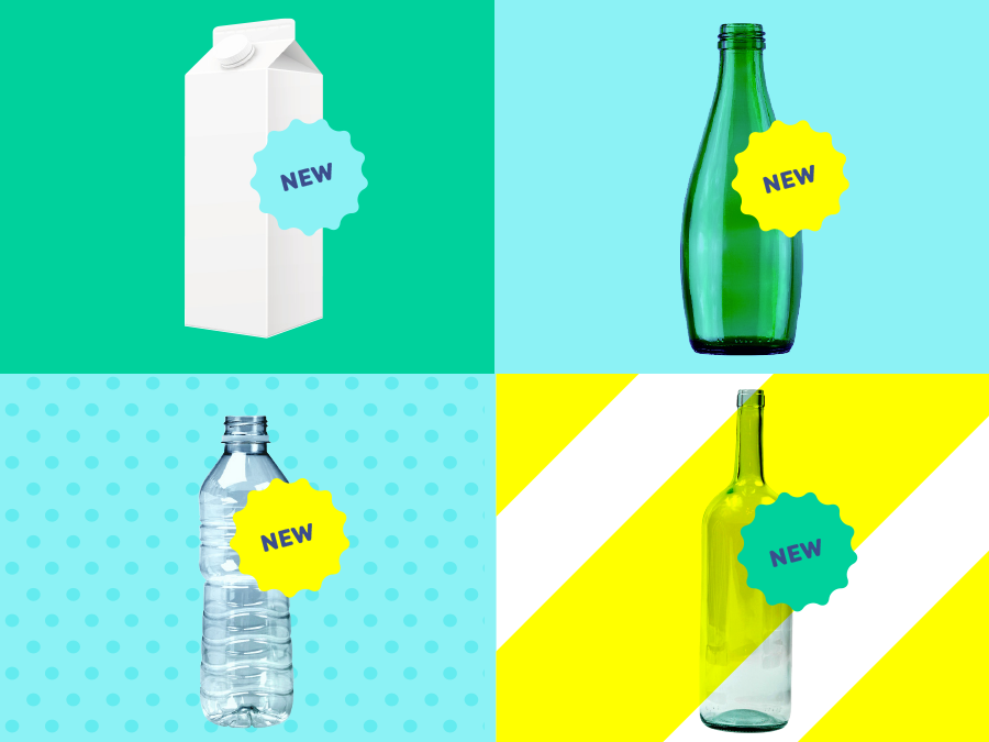 Seven pilot projects now accepting your bottles