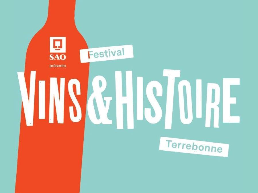 La SAQ est fière d'être partenaire de la 24e édition du Festival Vins et histoire de Terrebonne  qui aura lieu du 6 au 8 août 2021.
