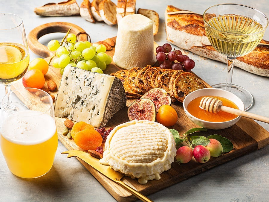 Québec cheeses and complementary pairings