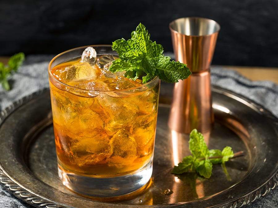 Cocktail au brandy