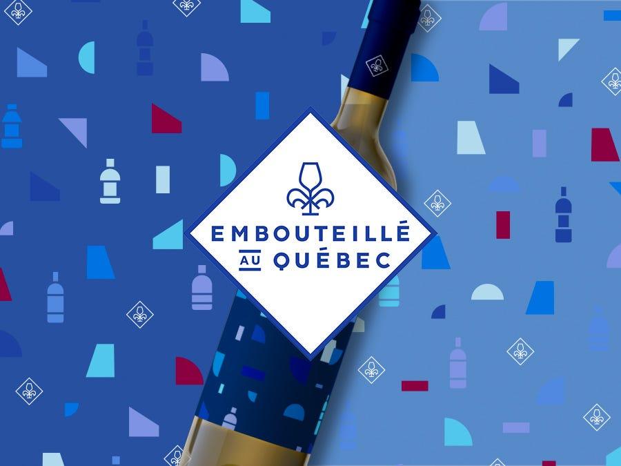 Produits embouteillés au Québec