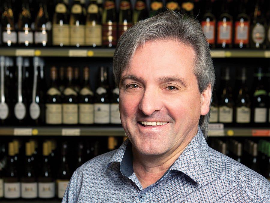 Michel Leblanc, SAQ de Cap-aux-Meules