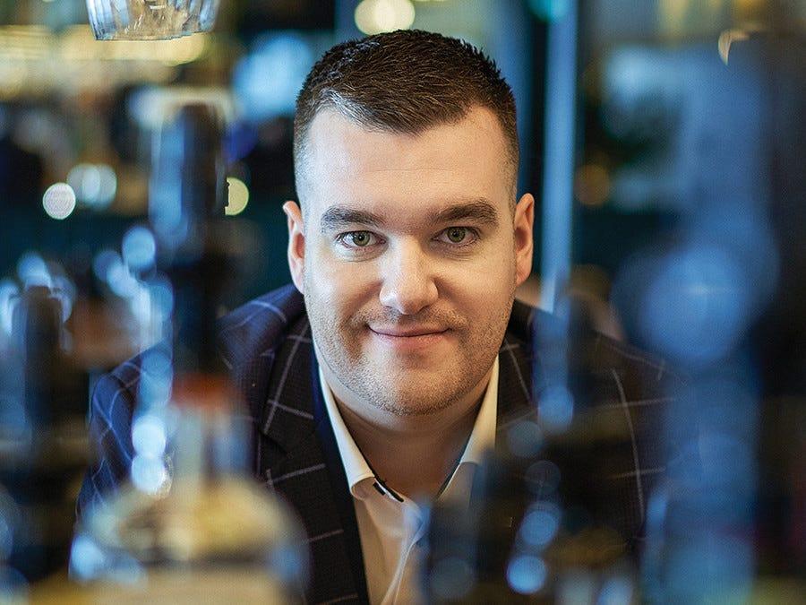Behind the bar: Jonathan Thériault