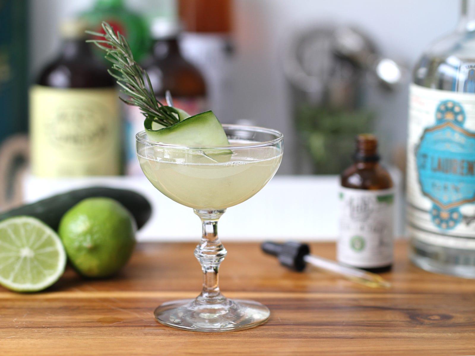 Cocktail Gimlet