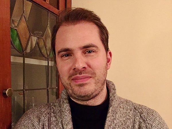 Nicolas Bourque, expert et animateur des Ateliers SAQ par l'ITHQ