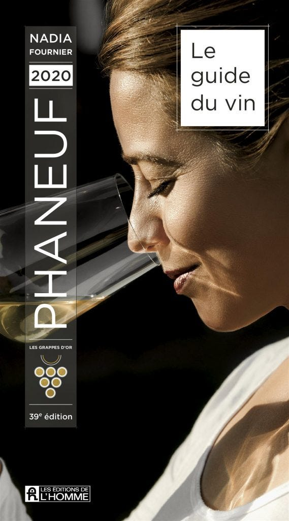 Couverture du guide Phaneuf 2020