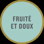 Pastilles de goût - Fruité et doux