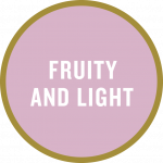 """Fruity And Light"" Taste Tag"