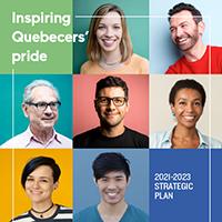 Strategic plan - Inspiring Quebecers' pride