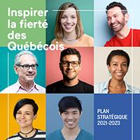 Plan stratégique - Inspirer la fierté des Québécois
