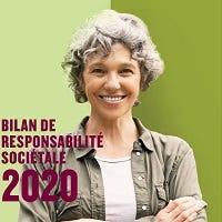 Bilan de responsabilité sociétale 2020