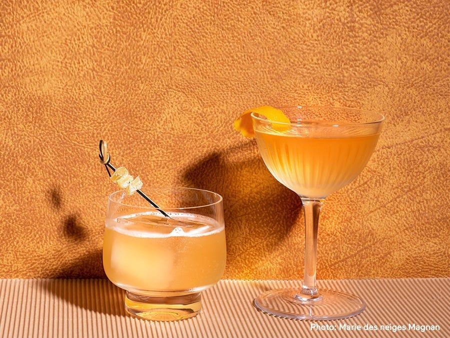Espace cocktail