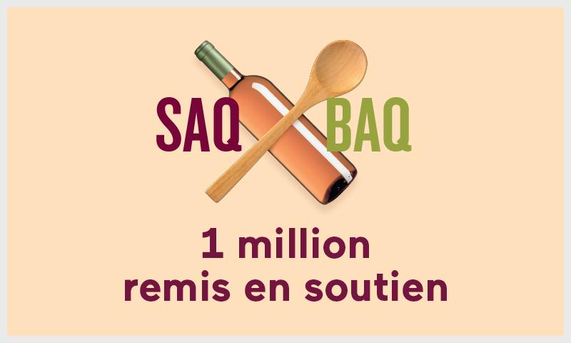 Don SAQ pour les BAQ