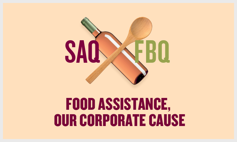 Food assistance, our corporate cause