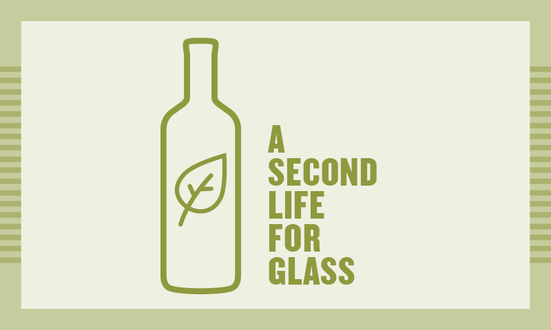 A second life for glass