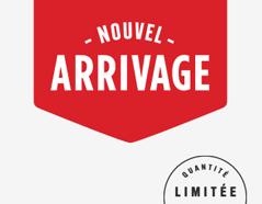 Logo Nouvel Arrivage, Quantité limitée