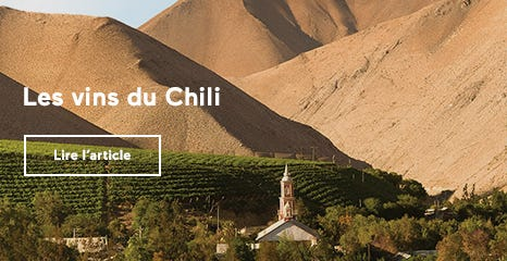 Les vins du Chili