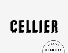 Logo Cellier, Limited quantity