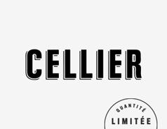 Logo Cellier, Quantité Limitée