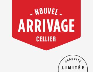Logo Nouvel Arrivage, Quantitée limitée