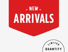 Logo New Arrivals, Limited Quantity