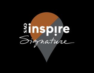 Logo products SAQ inspire Signature