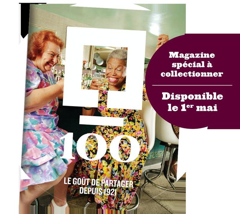 Magazine 100e.
