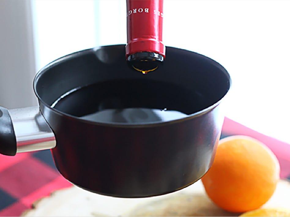 Comment faire du vin chaud épicé ?