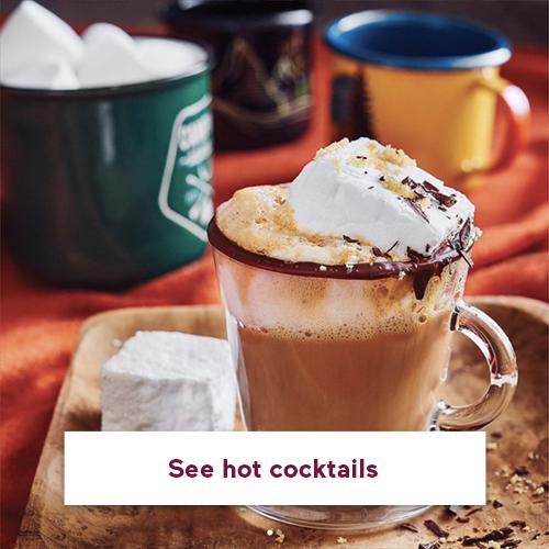 Les cocktails chauds