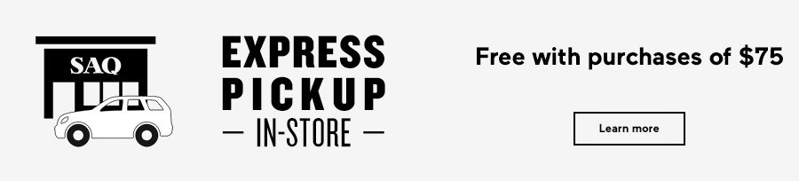 Express pickup in-store