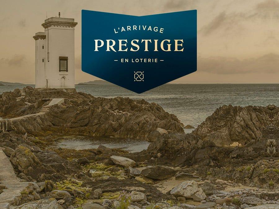 Arrivage Prestige