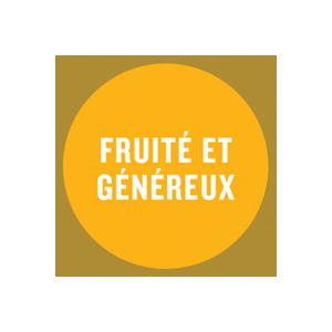 Fruité et généreux