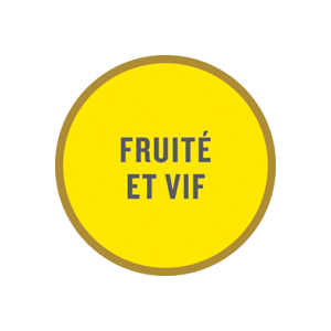 Fruité et vif