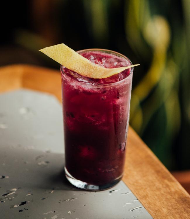 Cocktail Chernika