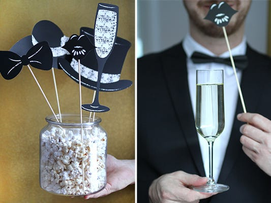 Photobooth accessories