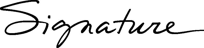Signature Product