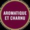 Pastille de goût : Aromatique et charnu