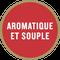 Pastille de goût : Aromatique et souple