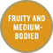 Taste tag : Fruity and medium-bodied