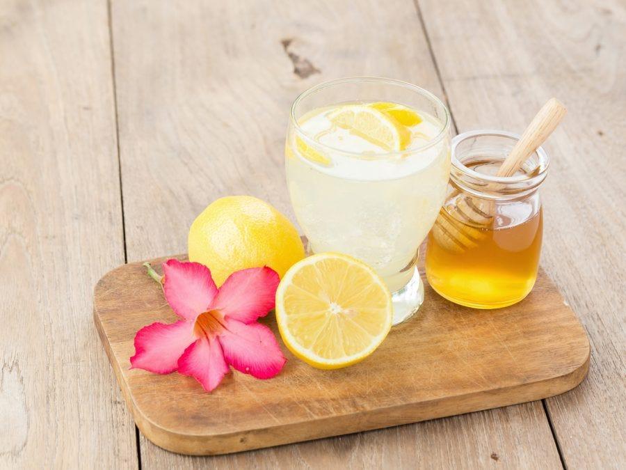 Limonade au miel